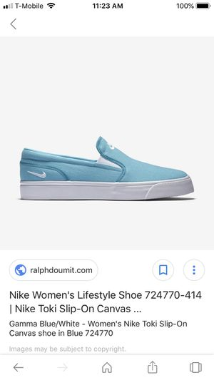 a298411b5c153 Nike slip ons for Sale in Dallas, TX - OfferUp