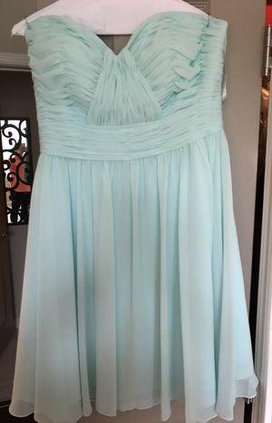 Mori Lee Mint Bridesmaid Dress for Sale in Atlanta, GA
