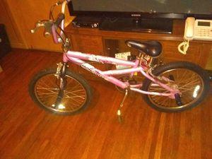 Photo Girls mongoose bike
