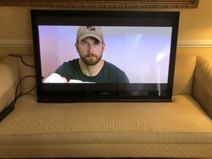 """Panasonic plasma tv 55"""" for Sale in Gainesville, VA"""