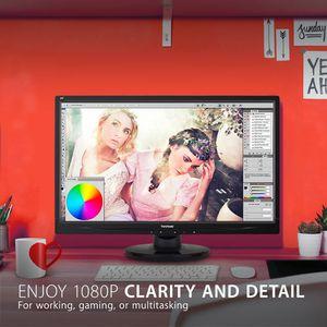"BNIB 22"" Viewsonic computer monitor. for Sale in Gaithersburg, MD"