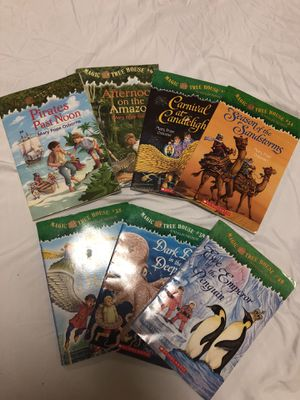 Magic Treehouse books for Sale in Bethesda, MD