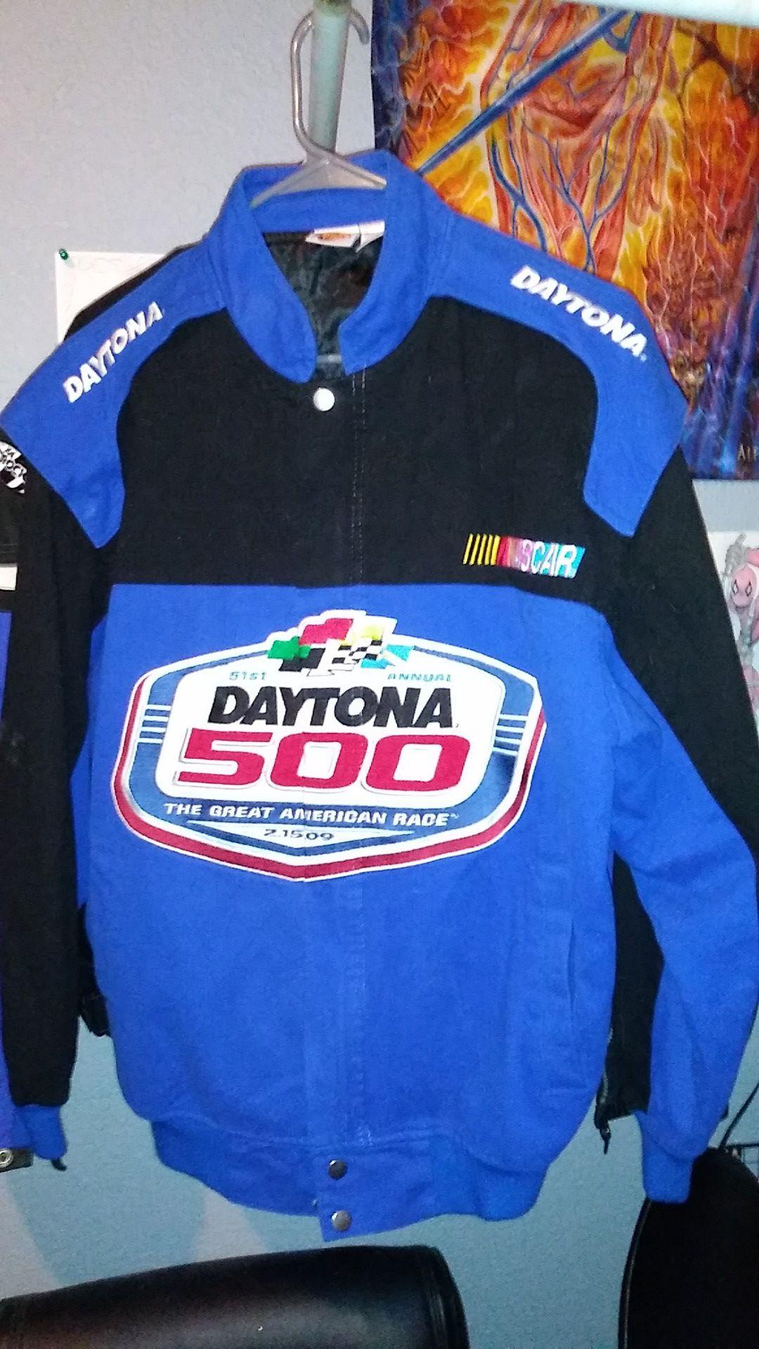 51st edition Daytona 500 jacket.