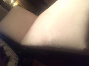 New beige chaise for Sale in Alexandria, VA