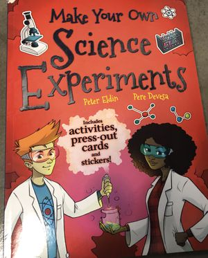 Make your own science experiments for Sale in Manassas, VA