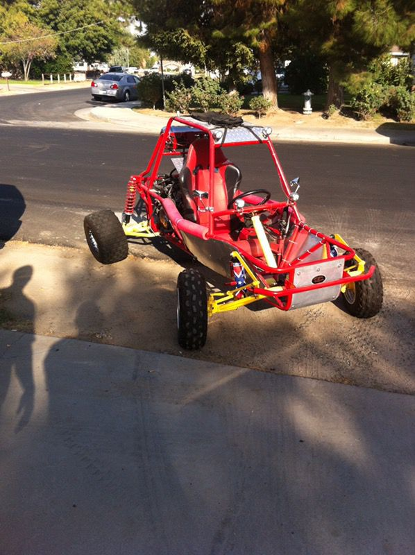 Mini sand rail with a street bike KZ1000 engine for Sale in Bakersfield, CA  - OfferUp