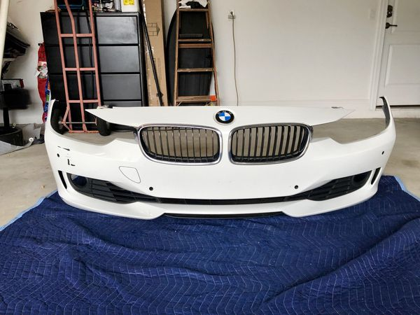 Bmw F30 Front Bumper 335i 328i With Pdc For Sale In Parkland Fl
