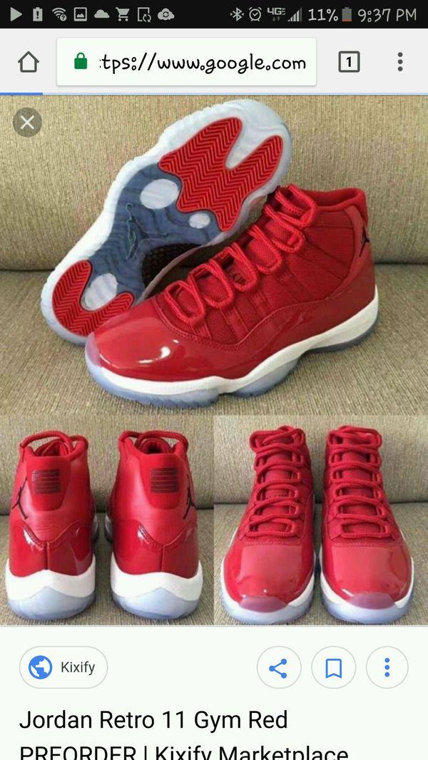 Jordan 11 win96 size 8.5 for Sale in Long Beach 9d60df9af