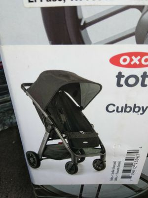 NEW OXO cubby tot + stroller (opened box - never used) for Sale in Los Angeles, CA