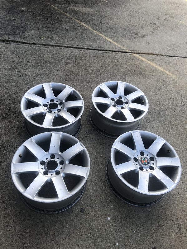 Oem Bmw Sport Wheels 17x8 For Sale In Marietta Ga Offerup