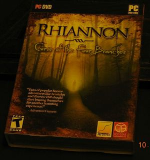 Rhiannon: Curse of the Four Branches (PC edition) for Sale in Las Vegas, NV