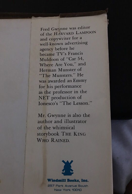 The story of ick by fred gwynne rare find for sale in staunton open in the appcontinue to the mobile website fandeluxe Image collections