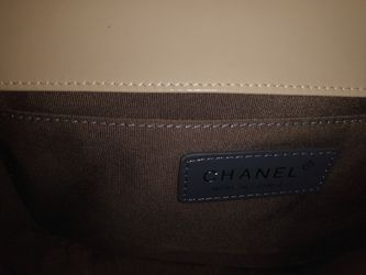 Channel Purse For $250 Thumbnail