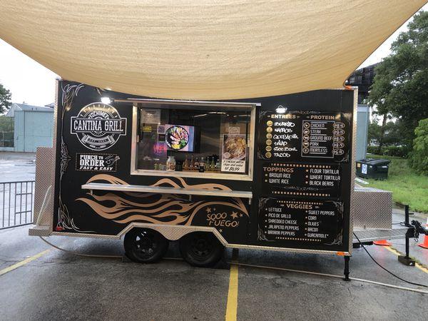 Food Trailer For Sale In Brandon Fl Offerup