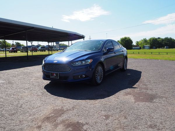 Bad Credit No License Car Dealerships >> 2015 Ford Fusion for Sale in Dallas, TX - OfferUp