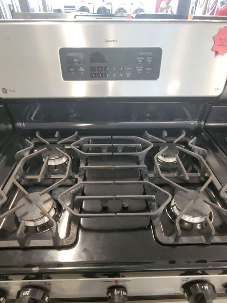 Ge Gas Stove Used Good Condition With 90day's Warranty