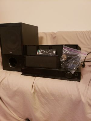 Sony DVD & surround sound system for Sale in Amissville, VA