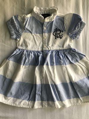 Ralph Lauren Baby Girl dress, size: 9M for Sale in Fairfax, VA
