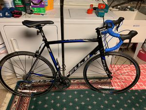 Fuji road bike for only $500 only used 3times for Sale in Bethesda, MD