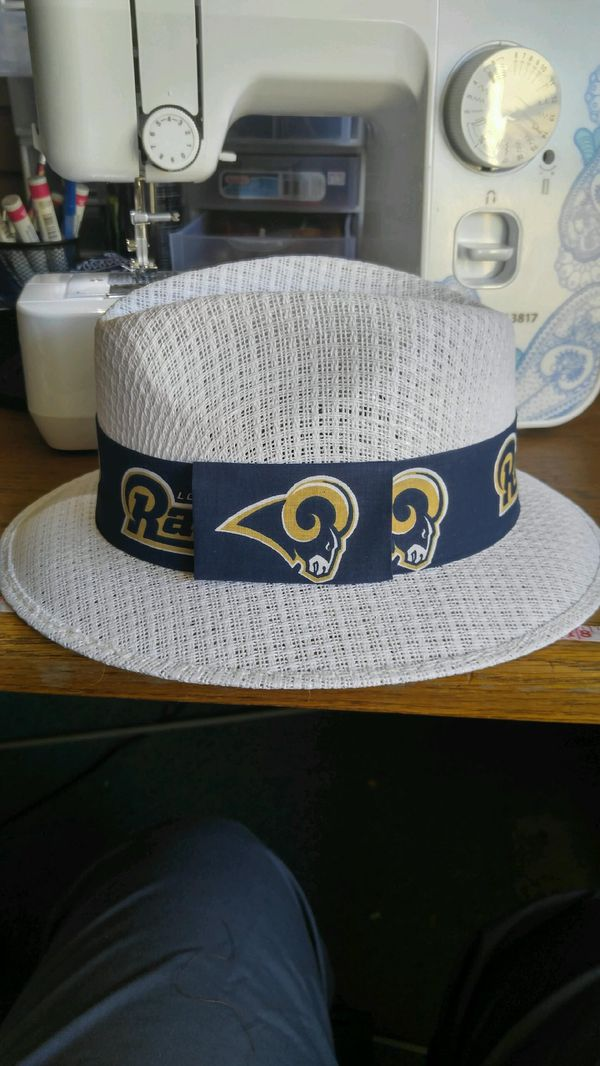 Rams Hats Pachuco custom made fedoras for Sale in Bakersfield 4a56b052263