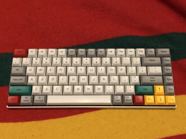 Vortex Race 3 - 75% Mechanical Keyboard with case for Sale in Lynnwood, WA  - OfferUp