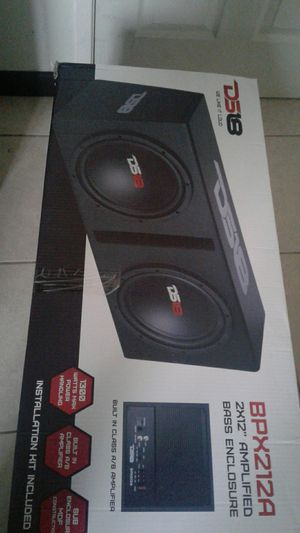 Amplified Speakers 12s for Sale in McFarland, CA