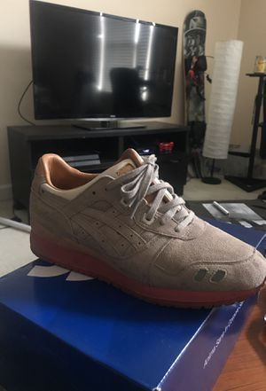 ASICS Gel Lyte III x Packers collab for Sale in Rockville, MD