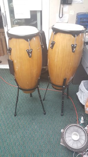 SOLD SEPERATELY $170 EACH - T.J. PERCUSSIONS CONGA CONGAS for Sale in Baltimore, MD