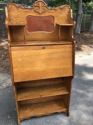 Cool New And Used Antique Desk For Sale In Cary Nc Offerup Interior Design Ideas Grebswwsoteloinfo