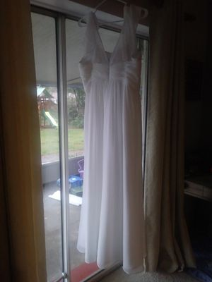 Wedding dress size 14 for Sale in Lady Lake, FL