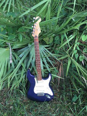 Mim Fender guitar for Sale in Saint Cloud, FL