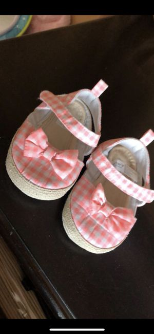 Baby Girl Shoes 6 9 Months For Sale In Compton Ca Offerup