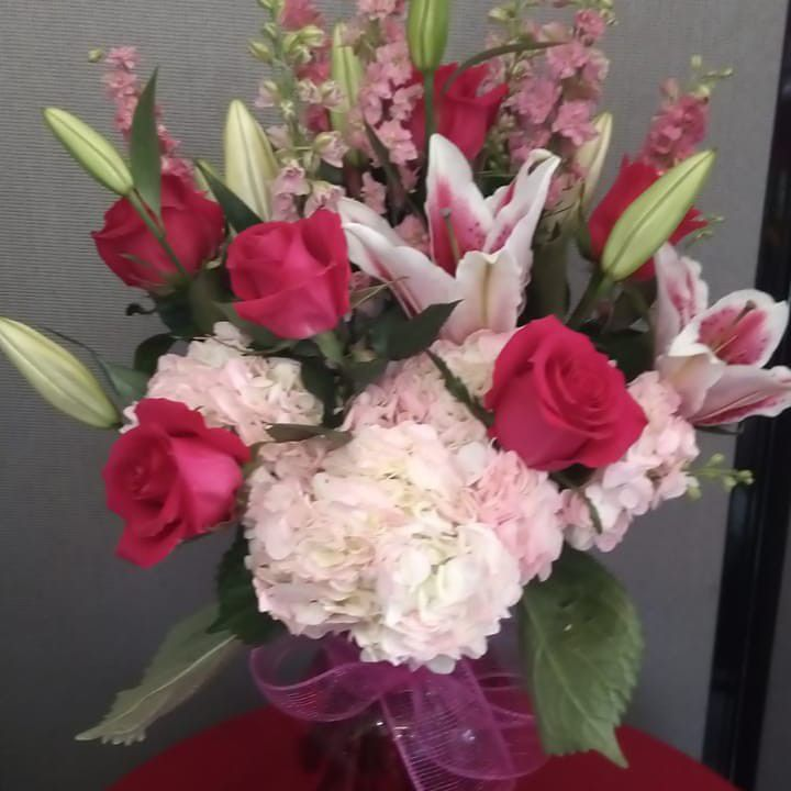 Kacey's flowers special