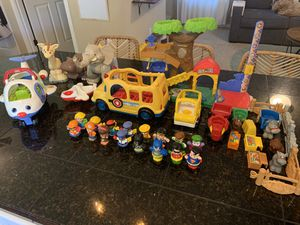 Photo Little People and more toddler baby toys