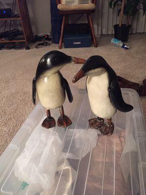 Wooden Penguins for Sale in Fairfax, VA
