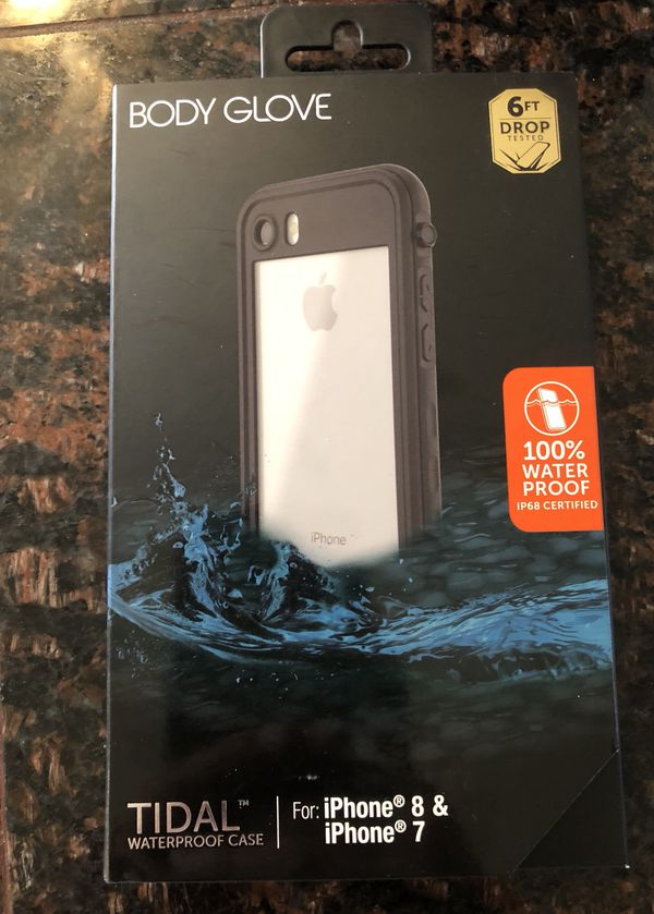 buy popular cb353 41f59 Body Glove Tidal WaterProof IPhone 7/8 and Iphone 7/8 Plus Case for Sale in  Phoenix, AZ - OfferUp