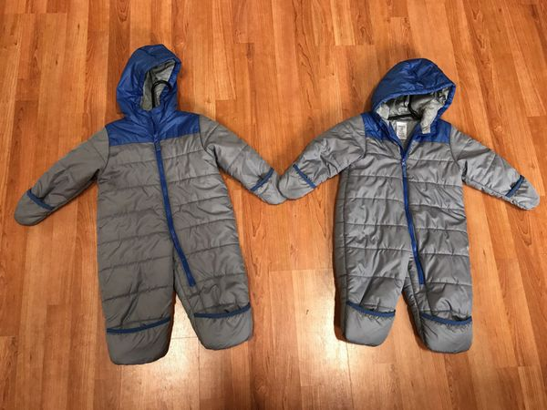 950176699cfbe Carters Infant winter suits - 18 months for Sale in Palatine