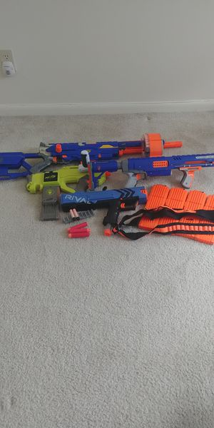 Nerf Guns for Sale in Silver Spring, MD