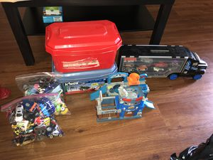 Toy collection barely used for Sale in Orlando, FL