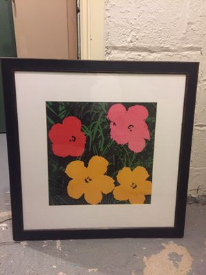 """Floral prints 27""""x27"""" for Sale in Washington, DC"""