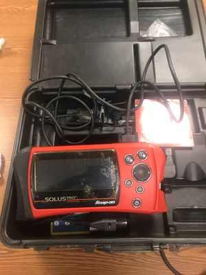 Scanner Solus Pro for Sale in Orlando, FL