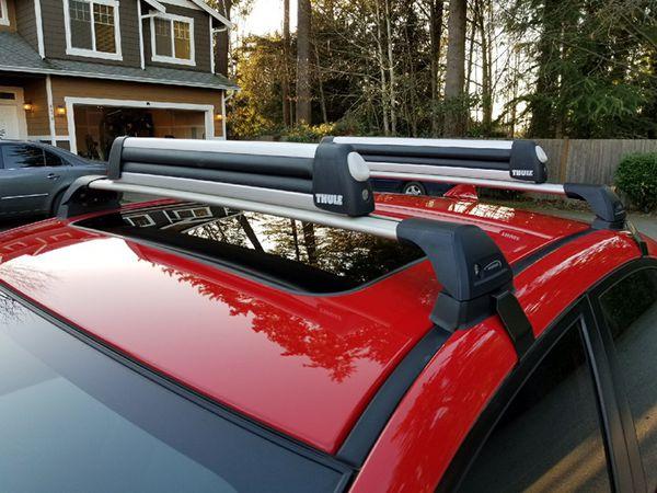 Whispbar Roof Rack Flush Bars 2015 Subaru Wrx For Sale In Issaquah