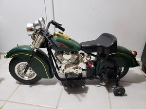 Children's indian motorcycle for Sale in Annandale, VA