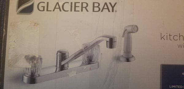 Kitchen Faucets Houston | Glacier Bay Kitchen Faucet For Sale In Houston Tx Offerup