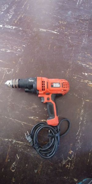 BLACK & DECKER 7 amp 1/2in Drill for Sale in Owings Mills, MD