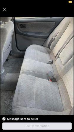 2001 Nissan Altima Thumbnail