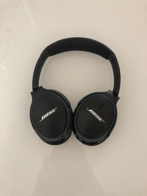 Bose soundlink ii Bluetooth headphones for Sale in San Francisco, CA