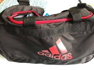 6896195c2a Adidas duffle bag brand new still tags on it for Sale in Medford