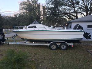21 ft angler for Sale in Tampa, FL