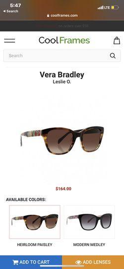 Vera Bradley Glasses  Thumbnail